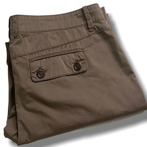 HUGO BOSS Women's Cotton/Elastane Blend Trousers